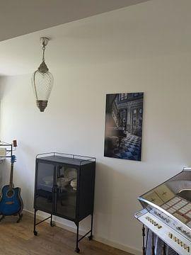 Klantfoto: Piano in oude villa van Inge van den Brande