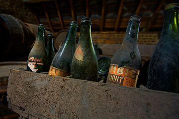 Bierflaschen von Arthur van Orden