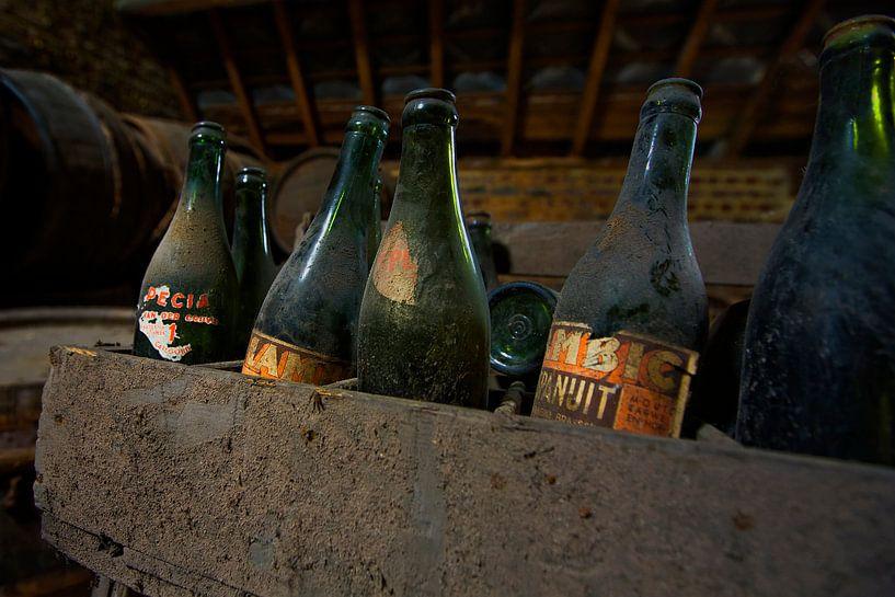 Bierflessen van Arthur van Orden