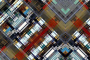 fotoGrafiek 27 (AirView) van Hans Levendig