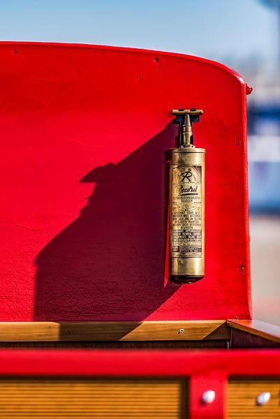Sei vorbereitet! Feuerlöscher von autofotografie nederland