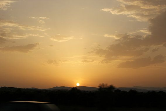 Sunset Spain
