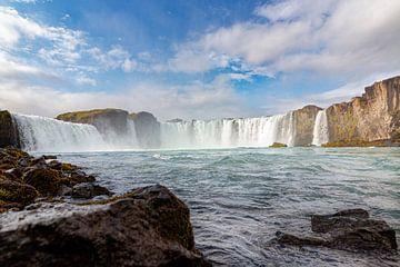 Godafoss Wasserfall von Thomas Heitz