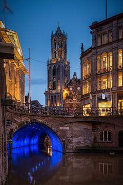 Utrecht, de dom en de grachten van Elles Rijsdijk