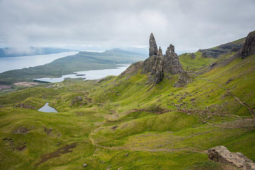 The Old Man of Storr (Isle of Skye) van Arja Schrijver Fotografie