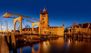 Zierikzee bij Avond, Nederland