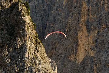 Gleitschirmflieger von Denis Feiner