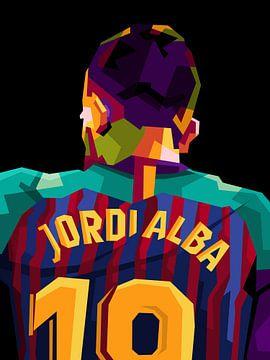 Jordi Alba wpap van miru arts