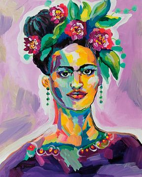 Frida, Jeanette Vertentes von Wild Apple