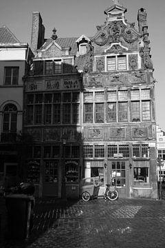 Altes Restaurant in Gent von Carole Clément