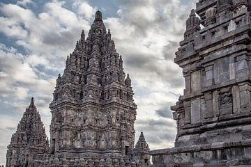 Temple de Prambanan sur Dries van Assen