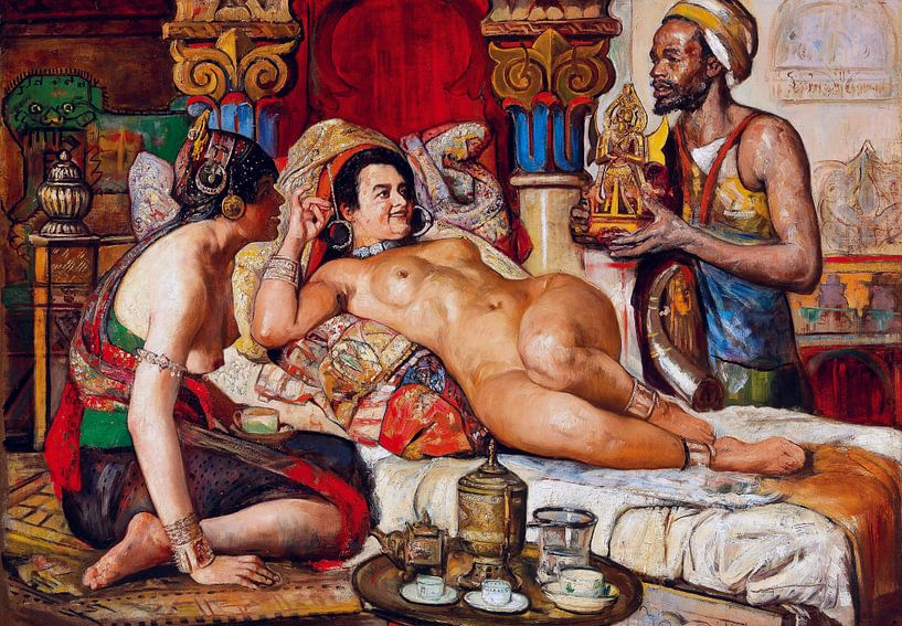 Nackt harem Porno Hub