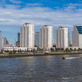 Boompjeskade, Rotterdam van DuFrank Images