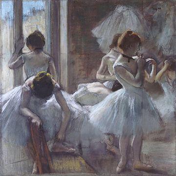 Tänzerinnen, Edgar Degas von