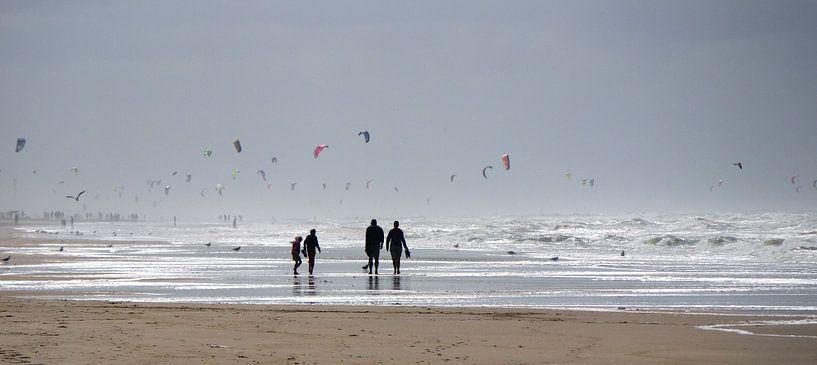 Kijk en kite von Hans Heemsbergen