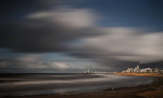 Skyline van Scheveningen
