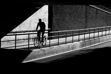 Der Radfahrer von Lieven Tomme