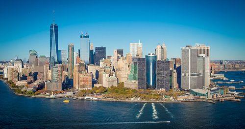 Skyline New York, Manhattan van