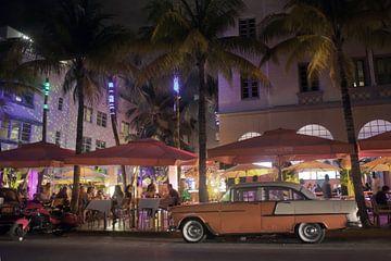 Ocean's Ten Restaurant Miami Beach - Vers.2 van t.ART