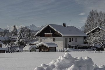 Winterlandschaft von Andreas Stach