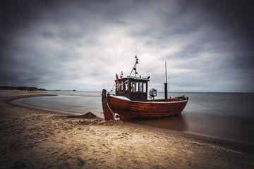 Fischkutter auf Usedom von Skyze Photography by André Stein