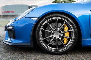 Porsche GT4 Felge
