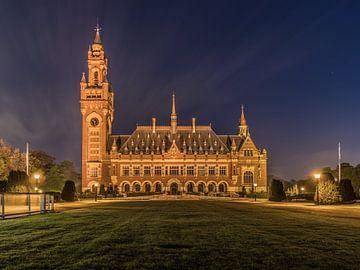 Palais de la paix de nuit sur Patrick Löbler