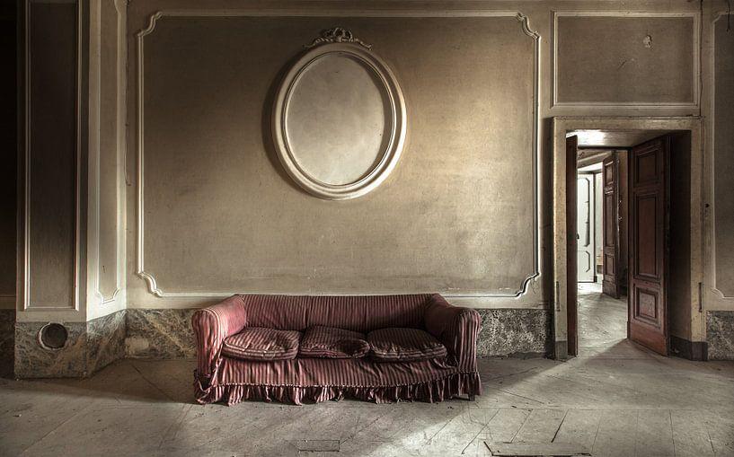 Canapé van Olivier Van Cauwelaert