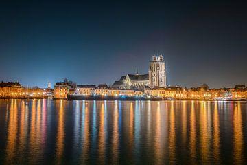 Grote Kerk/Our Lieve-Vrouwekerk,Dordrecht von Michel Van Giersbergen