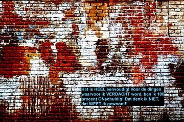 Small Talk: Honderd Procent Onschuldig! van MoArt (Maurice Heuts)