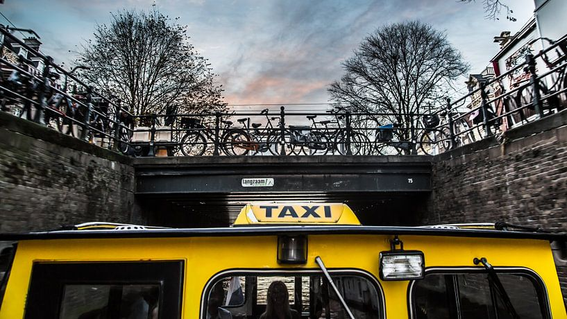 Taxi sur Michel de Koning