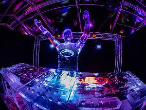 ICE Cool DJ van Jan Enthoven Fotografie