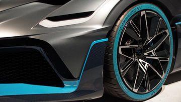 Bugatti Divo van Fokko van Calker