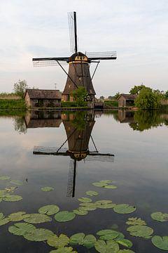 Windmühle Kinderdijk von Jeroen Kleiberg