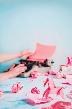Idées roses, Dina Belenko sur 1x