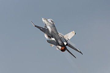 F-16 Take off van Sander Wind