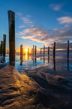 Palendorp Petten beautifull sunset