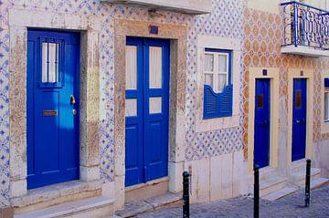Lissabon van Inge Hogenbijl