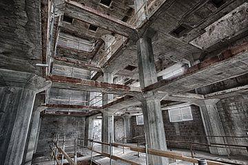 Meelfabriek Leiden von Robert van den Eijk