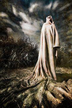 Silk&Linen 1 van Mark Isarin