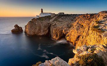 Algarve - Cabo de Sao Vicente van Adelheid Smitt