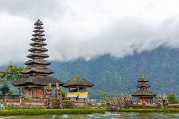 Tempels in Bali van Mickéle Godderis
