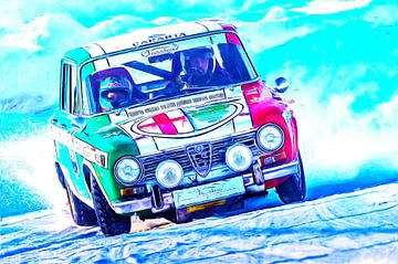 Alfisti Dreams... Alfa Romeo Giulia sur DeVerviers