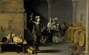 De wijnproevers, Jacob Duck