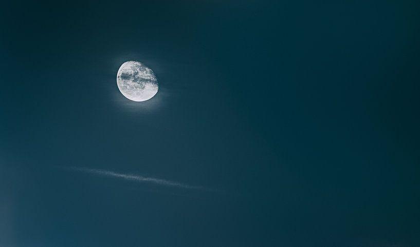 Donkere kant van de maan.... van Jakob Baranowski - Off World Jack