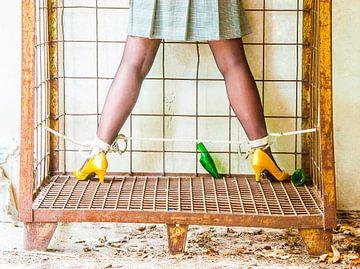 een boeiende fotoshoot (2) van Norbert Sülzner