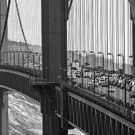 Golden Gate Bridge - San Francisco - Verenigde Staten van Ricardo Bouman | Fotografie