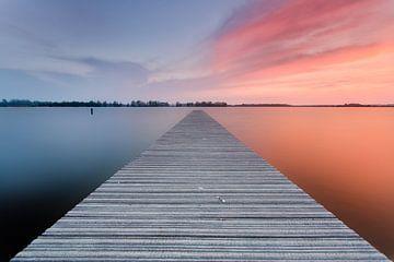 Valkenburgse meer, Leiden van Tom Roeleveld