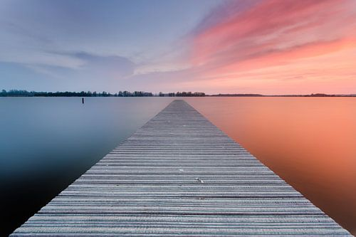 Valkenburgse meer, Leiden von Tom Roeleveld