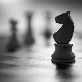 Pièce d'échecs sur Karel Ton